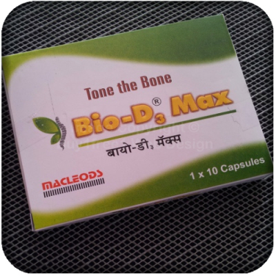 Bio D3 Max 10 Capsules In Strip Online Medical Store Delhi India