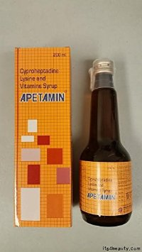 APETAMIN syrup 200ML INDIA | Online Medical Store India