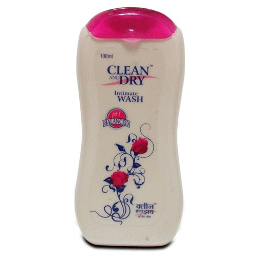 Clean and dry intimate wash online shopping