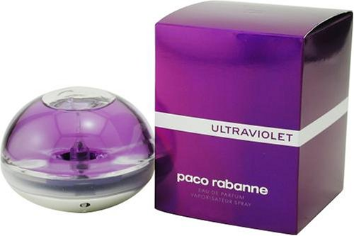 PACO RABANNE ULTRAVOILET WOMEN 80ML