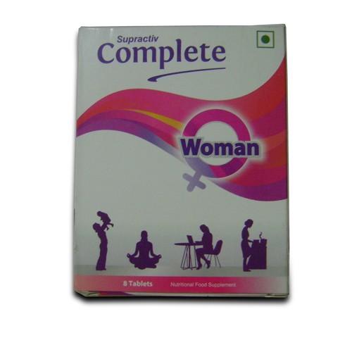SUPRACTIV COMPLETE WOMEN CAP 8SJPG