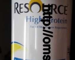 Nestle Nutrition Resource High Protein