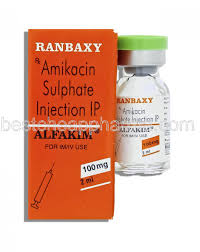 Alfakim 100 Mg 1 Unit in Vial
