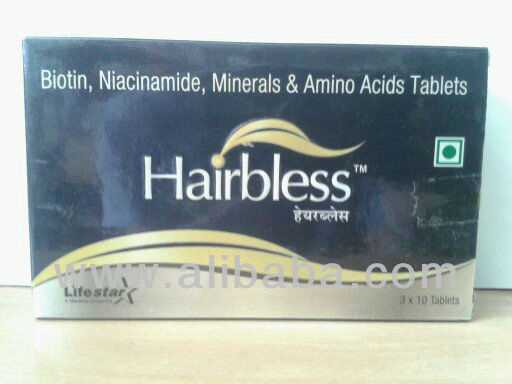 HAIRBLESS TABLETS