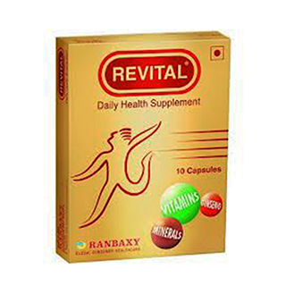 how to use revital capsules