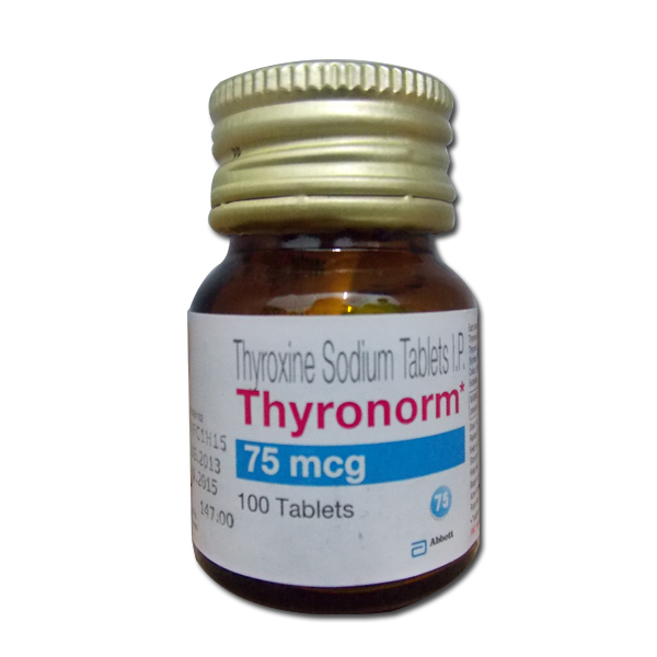 Thyronorm 75 Mcg Tablets Uses Side Effects Buy Price Reviews