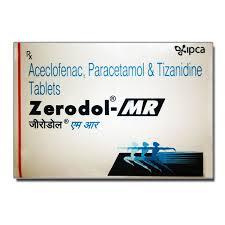 Zerodol Mr 10 Tablets Ipca Online Marketpalce Store India