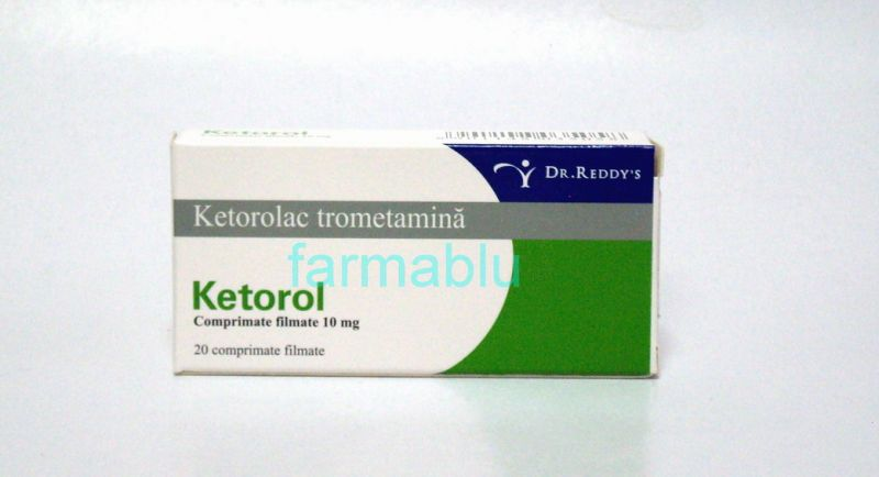 Ketorol Dt 10 Mg dr readdy lab