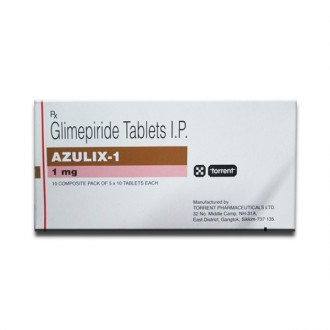Azulix 1 Mg 10 Tablets in Strip – Online Medical Store
