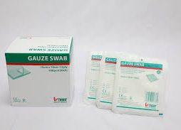 GAUZE SWAB 7?X7?X12PLY DISHA STE DISHA SURGICAL 7.5CX7.5C