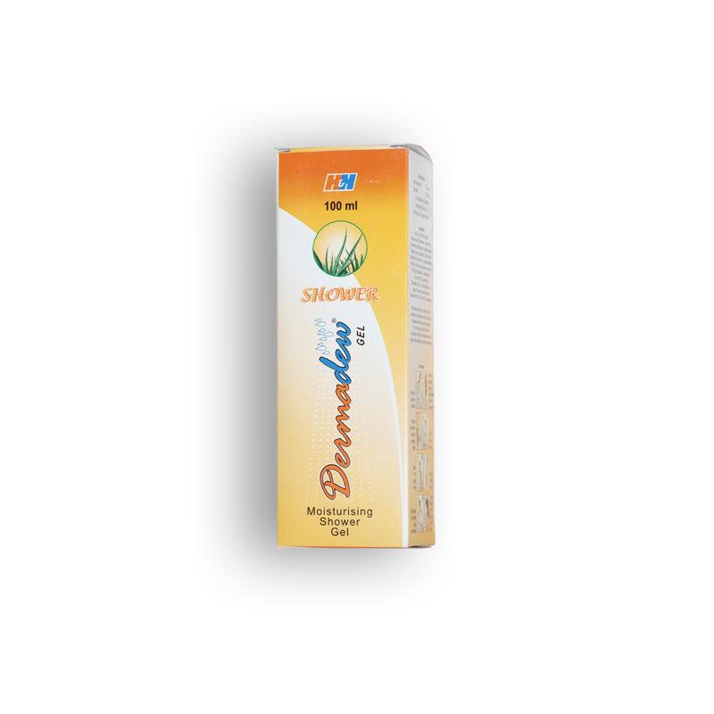 Dermadew Shower Gel 250ml H Amp H Cosmeceuticals Products