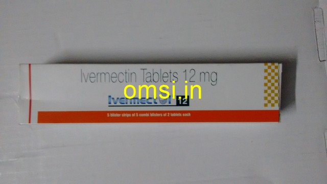 IVERMECTOL 12MG tablet 2 per strip RANBAXY CROSLANDS LABS LTD 1