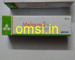 MELACARE CREAM 20GM Ajanta Pharma