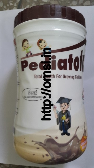 Pediatotal Chocolate flavour 400GM