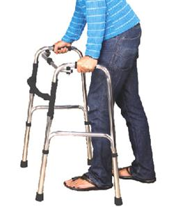 Reciprocal Folding Walker  flamingo ascent healthcare