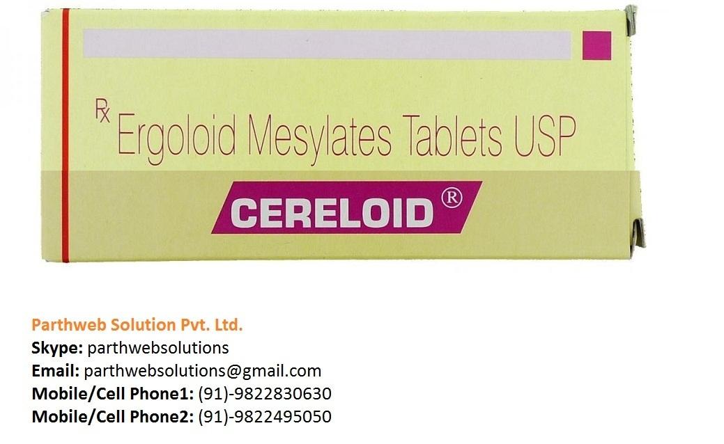 Cereloid 1 mg Tablet 10 Tablet Sun Pharmaceutical Industries Ltd