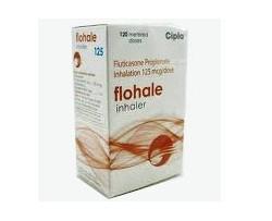 Flohale Inhaler 125 mcg Inhaler 120 mdi Cipla Limited