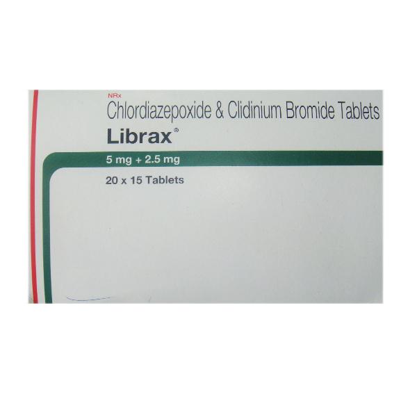 Librax Tablet 15 Tablet Abbott Healthcare Pvt Ltd AHPL