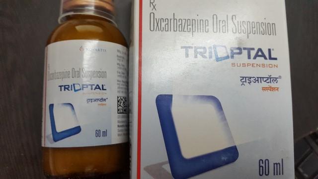 Trioptal Syrup Oral Suspension(60ml) novartis