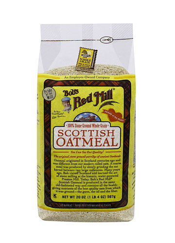 Bob's Red Mill Scottish Oatmeal 20 oz