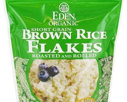 Eden Foods Organic Brown Rice Flakes