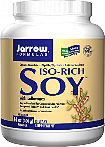 Jarrow Formulas Iso-Rich Soy 14 oz
