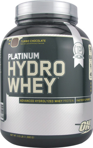 Optimum Nutrition Platinum Hydro Whey Chocolate 3.5 lbs