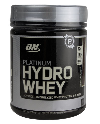 Optimum Nutrition Platinum HydroWhey® Turbo Chocolate 1 lb