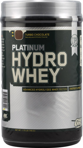 Optimum Nutrition Platinum Hydro whey® Turbo Chocolate 1.75 lbs
