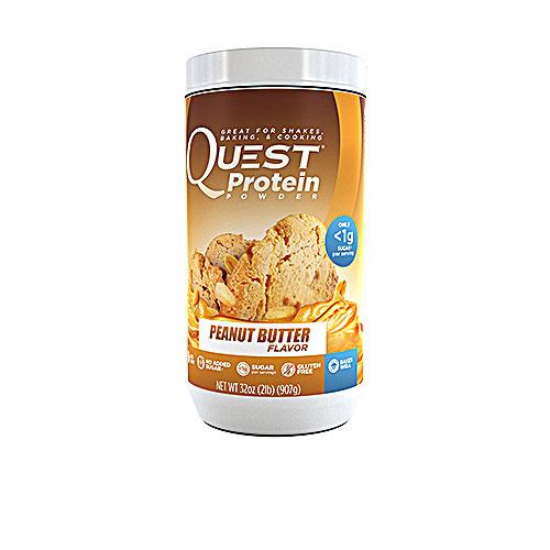 Quest Nutrition Protein Powder Peanut Butter 32 oz