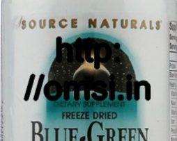 Source Naturals Blue-Green Algae 500 mg