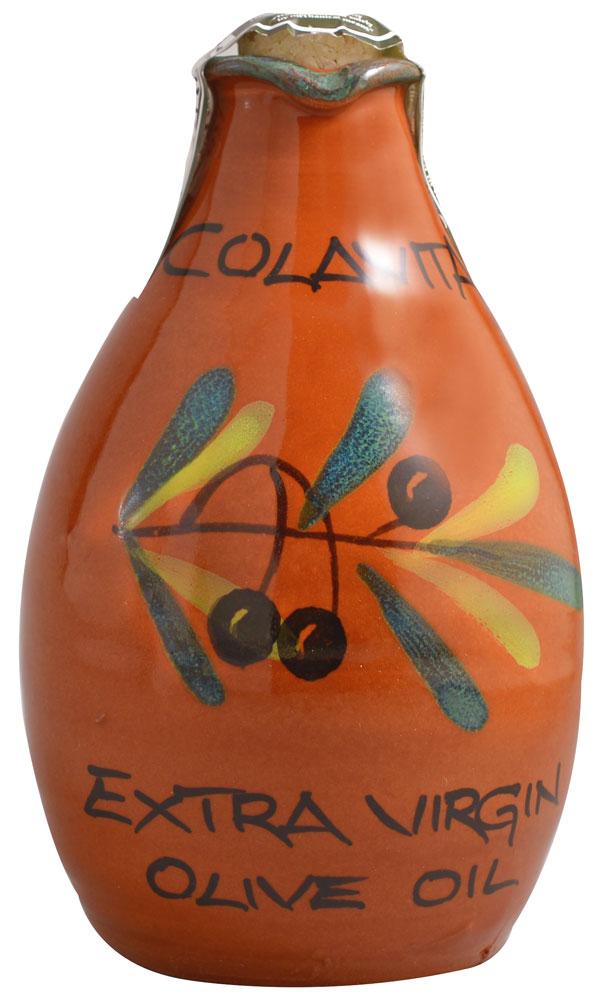 Colavita Extra Virgin Olive Oil In Ceramic Jar 8 5 Fl Oz