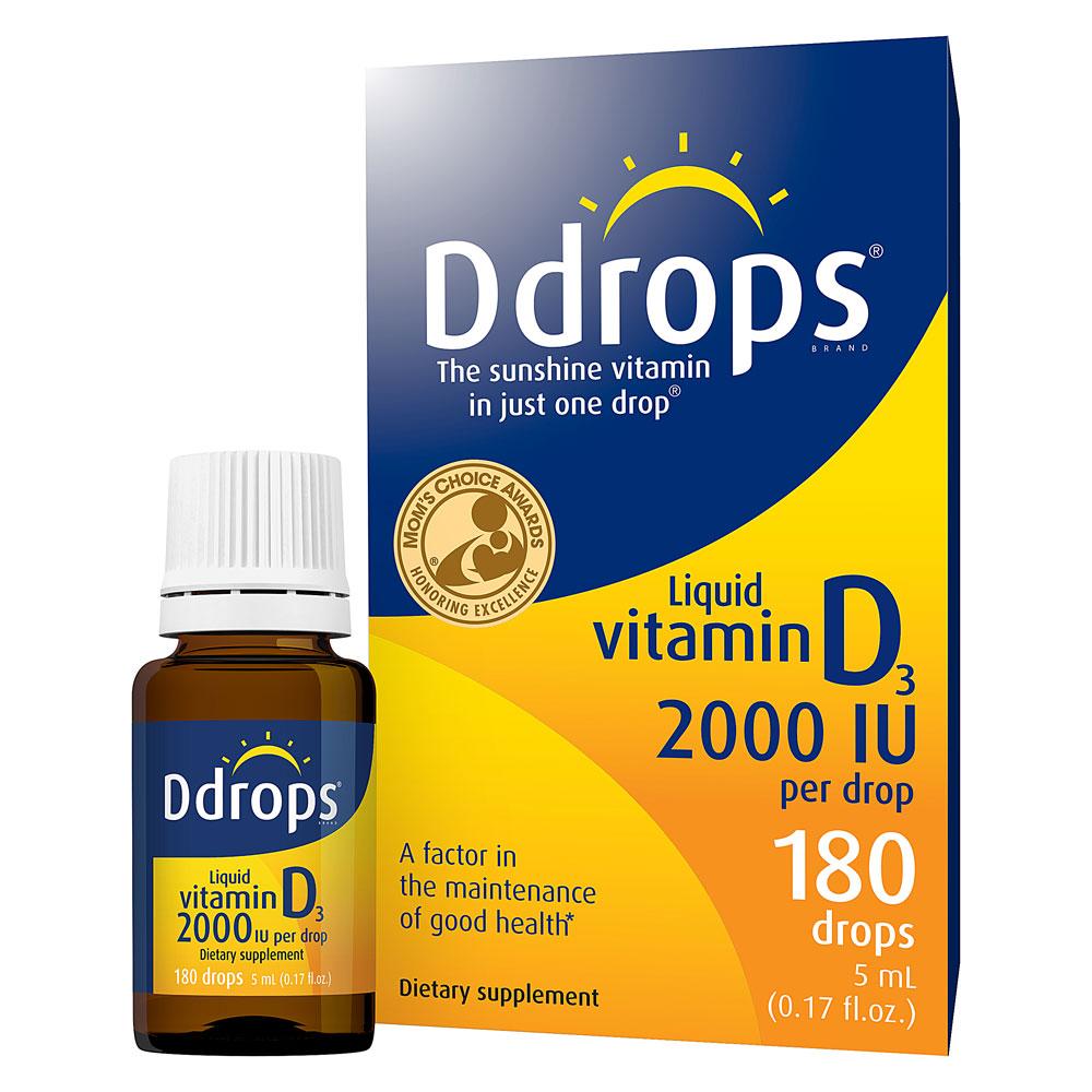 D drops vitamin d3