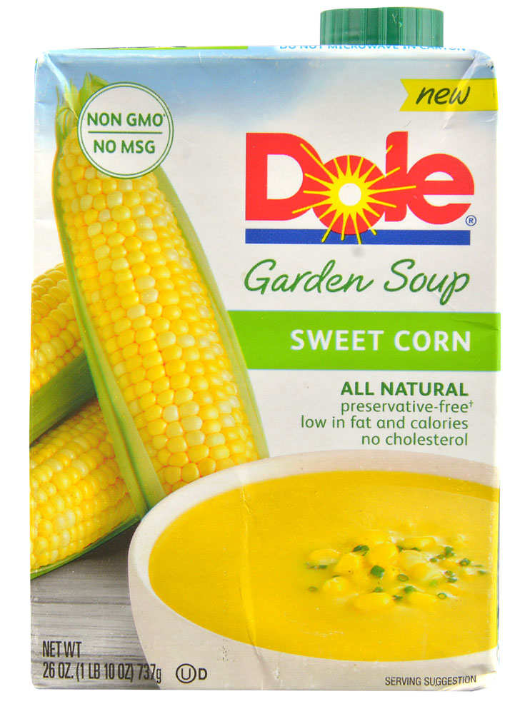 Dole garden soup recipes
