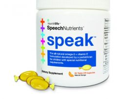 Speak-Twist-off capsules