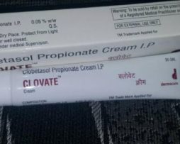 Clovate Cream