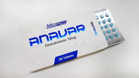 Anavar Tablet 50 tablet Meditech