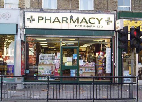 Online Pharmacy London UK